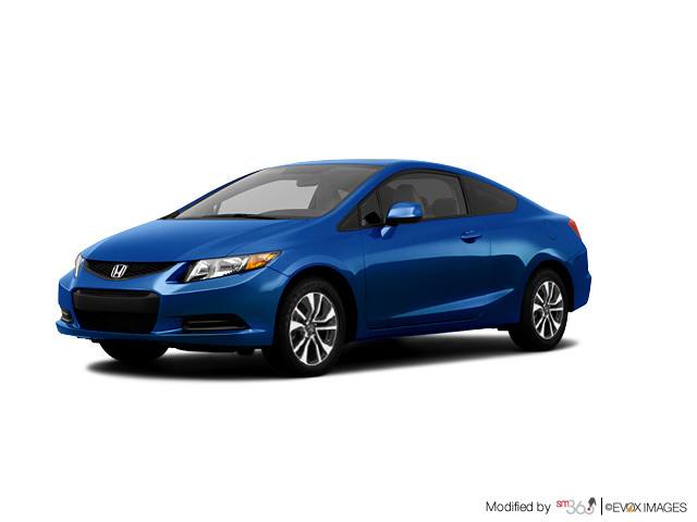 2013 honda civic coupe ex new honda lallier honda hull. Black Bedroom Furniture Sets. Home Design Ideas