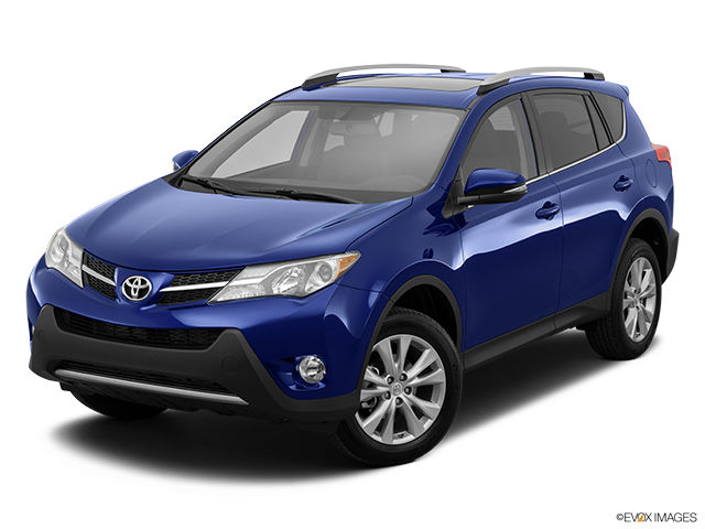 New 2015 Toyota Rav4 Awd Limited For Sale In Pincourt