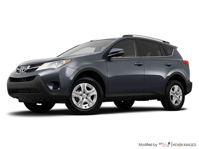 new 2015 toyota rav4 fwd le for sale in pincourt. Black Bedroom Furniture Sets. Home Design Ideas