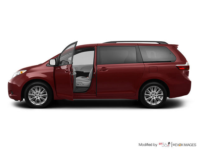 new 2015 toyota sienna le awd 7 pass for sale in pincourt ile perrot. Black Bedroom Furniture Sets. Home Design Ideas