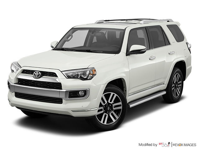 new 2016 toyota 4runner limited for sale in pincourt ile. Black Bedroom Furniture Sets. Home Design Ideas