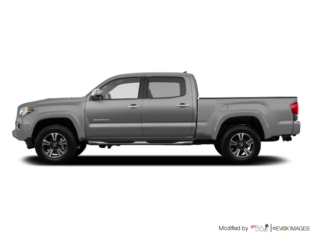 new 2016 toyota tacoma 4x4 double cab v6 limited for sale in pincourt. Black Bedroom Furniture Sets. Home Design Ideas
