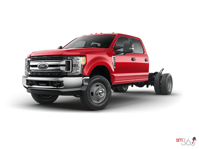 2017 ford chassis cab f 350 xlt from 46049 0 vickar ford winnipeg. Black Bedroom Furniture Sets. Home Design Ideas