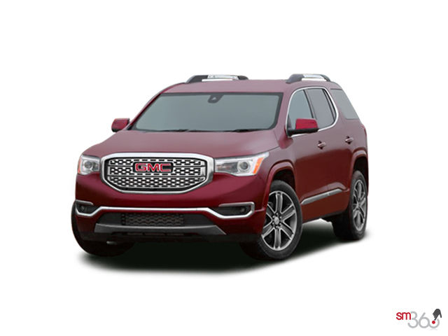 gmc acadia denali 2017 for sale bruce chevrolet buick gmc dealer in middleton. Black Bedroom Furniture Sets. Home Design Ideas
