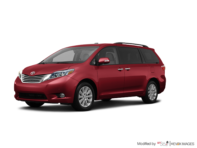 toyota sienna limited 2017 spinelli toyota lachine lachine. Black Bedroom Furniture Sets. Home Design Ideas