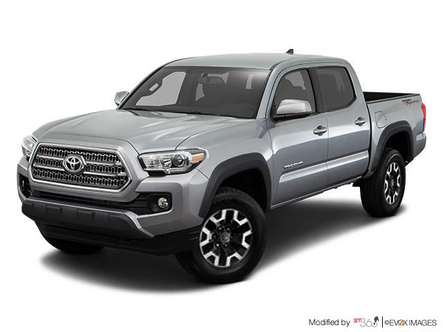 new 2017 toyota tacoma 4x4 double cab v6 trd off road sb for sale in pincourt. Black Bedroom Furniture Sets. Home Design Ideas