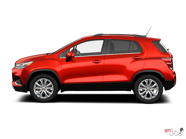 Buick Suv Lease >> 2018 Chevrolet Trax PREMIER - Starting at $34295.0 | Surgenor Automotive Group