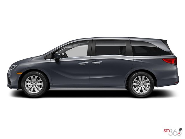 new 2018 honda odyssey lx at valleyfield honda. Black Bedroom Furniture Sets. Home Design Ideas