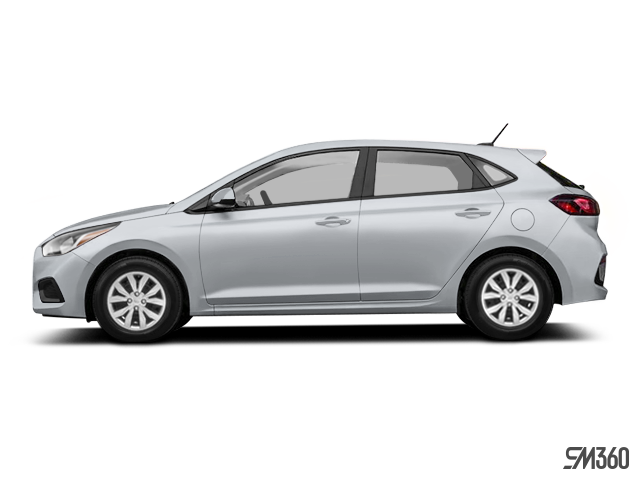 Hyundai Accent 5 doors Essential w/ Comfort Package 2019