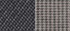 2012 Ford Flex - Charcoal Black Cloth with Houndstooth-Patterned Inserts