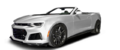 Chevrolet Camaro cabriolet ZL1 2019
