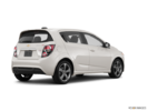Chevrolet Sonic 5 portes RS 2016