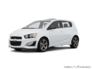 2016 Chevrolet Sonic Hatchback RS