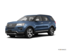 Ford Explorer PLATINUM 2018
