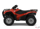 Honda TRX420 PG Canadian Trail Edition 2014