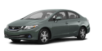 Honda Civic Hybride BASE 2014