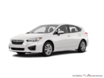 2018 Subaru Impreza 5-dr Convenience AT