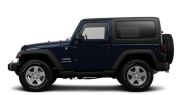 2013 Jeep Wrangler SPORT