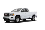 GMC CANYON EXTENDED 4X4 4VL 2015
