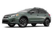 Subaru Crosstrek LIMITED 2017