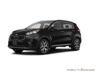 2018 Kia SPORTAGE 2.0L SX TURBO AWD BLACK LEATHER SX TURBO