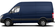 2016 Mercedes-Benz Sprinter CARGO VAN 2500