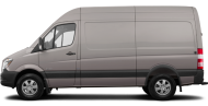 2017 Mercedes-Benz Sprinter CARGO VAN 2500