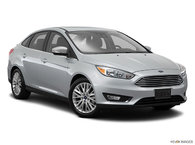 2017 Ford Focus Sedan TITANIUM