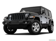 Jeep All-New Wrangler UNLIMITED SPORT S 2018