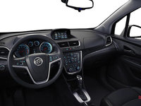 2016 Buick Encore SPORT TOURING | Photo 3 | Ebony Cloth/Leatherette