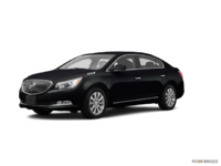 2016 Buick LaCrosse BASE | Photo 3 | Ebony Twilight Metallic