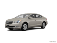 2016 Buick LaCrosse BASE | Photo 3 | Sparkling Silver Metallic