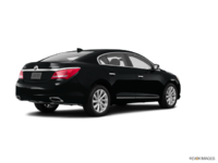 2016 Buick LaCrosse PREMIUM | Photo 2 | Ebony Twilight Metallic