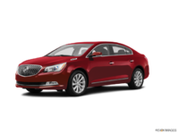 2016 Buick LaCrosse PREMIUM | Photo 3 | Deep Garnet Metallic