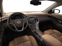 2016 Buick LaCrosse PREMIUM | Photo 3 | Ebony/Choccachino Perforated Leather