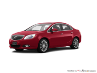 2016 Buick Verano LEATHER | Photo 3 | Crystal Red Tintcoat