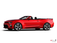 2016 Chevrolet Camaro convertible 1SS | Photo 1 | Red Hot