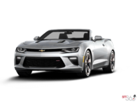 2016 Chevrolet Camaro convertible 1SS | Photo 3 | Silver Ice Metallic