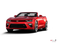 2016 Chevrolet Camaro convertible 2SS | Photo 3 | Red Hot