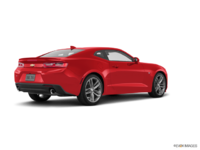 2016 Chevrolet Camaro coupe 1LT | Photo 2 | Red Hot