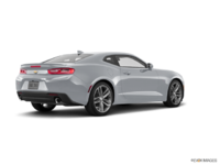 2016 Chevrolet Camaro coupe 1LT | Photo 2 | Silver Ice Metallic