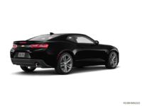 2016 Chevrolet Camaro coupe 1LT | Photo 2 | Mosaic Black Metallic