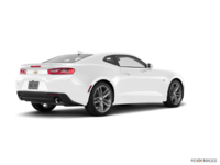 2016 Chevrolet Camaro coupe 2LT | Photo 2 | Summit White