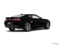 2016 Chevrolet Camaro coupe 2LT | Photo 2 | Black