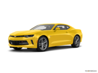 2016 Chevrolet Camaro coupe 2LT | Photo 3 | Bright Yellow