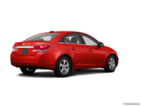 2016 Chevrolet Cruze Limited 1LT | Photo 2 | Red Hot