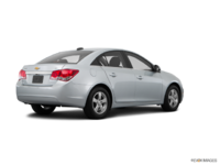 2016 Chevrolet Cruze Limited 1LT | Photo 2 | Silver Ice Metallic