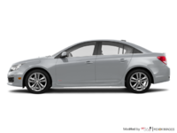 2016 Chevrolet Cruze Limited 2LT | Photo 1 | Silver Ice Metallic