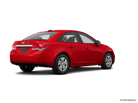 2016 Chevrolet Cruze Limited LS | Photo 2 | Red Hot