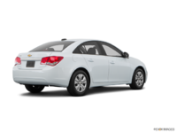 2016 Chevrolet Cruze Limited LS | Photo 2 | Summit White.